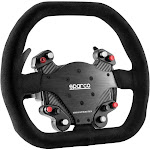 Thrustmaster COMPETITION WHEEL Add-On Sparco P310 Mod Steering Wheel Attachment