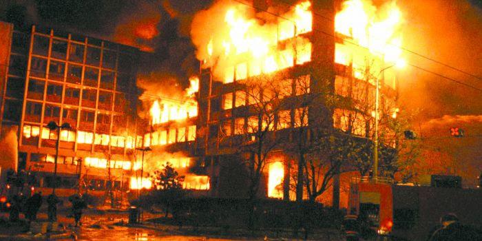 In Serbia triplo delle morti di cancro a causa dei bombardamenti NATO del 1999