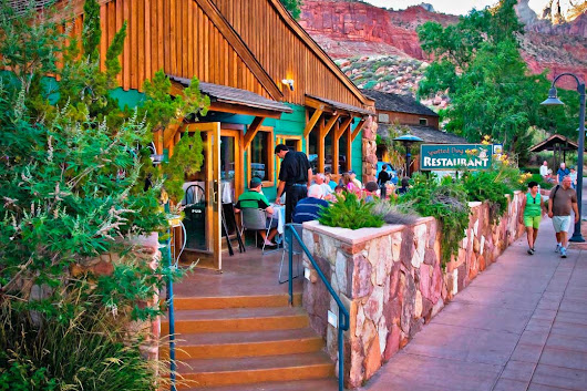 Dining at Zion National Park | Restaurants in Zion Canyon