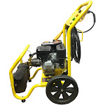 3000PSI Gas Cold Water Power Pressure Washer 2.5 GPM 3.5 Liter Carwash Cleaning
