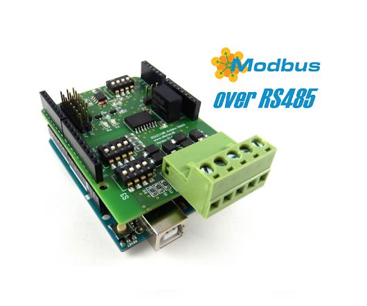 Httpsinstructablesidhow To Use Modbus With Arduino