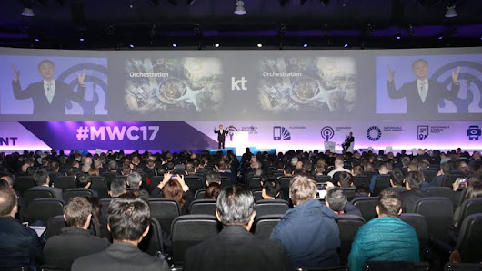 KT CEO Chang-Gyu Hwang Announces the World's First 5G Commercialization by 2019 - Chipin Crowdfunding