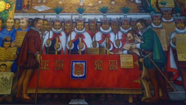 El Muralismo Mexicano Arte Politica Y Educacion En Un Legado
