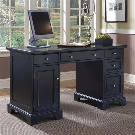 Shop Home Styles Bedford Transitional Computer Desk at Lowes.com