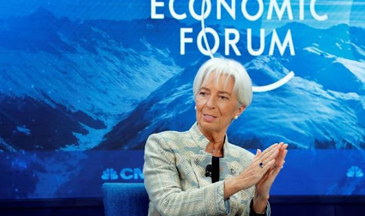 Financial crisis WARNING: Christine Lagarde warns of 'real issue' linked to China economy