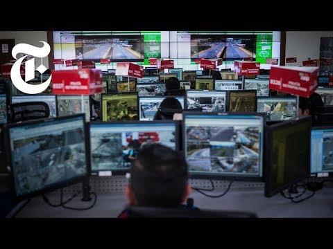.中國監控技術和設備流向全球多國