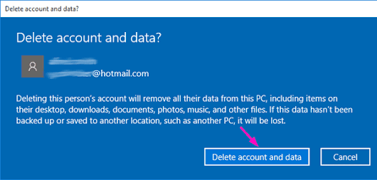 How to Remove a Microsoft Account from Your Windows 10 PC? - WindowsAble
