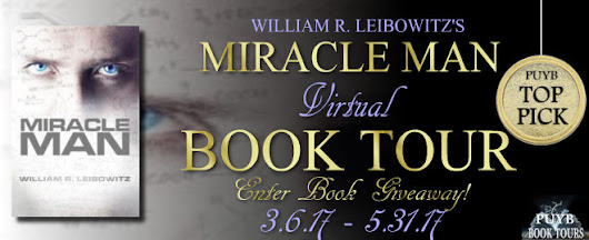 📚 Pump Up Your Book Presents Miracle Man Virtual Book Publicity Tour | Pump Up Your Book! :: Virtual Book Publicity Tours