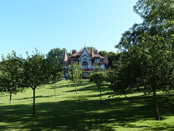 parc de la villa