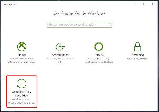 Dónde encontrar Windows Update en Windows 10 | TecnoWindows