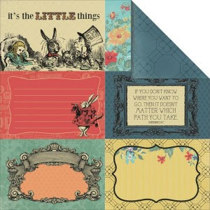 Through the Looking Glass - White Rabbit