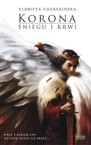 Okładka książki Korona śniegu i krwi