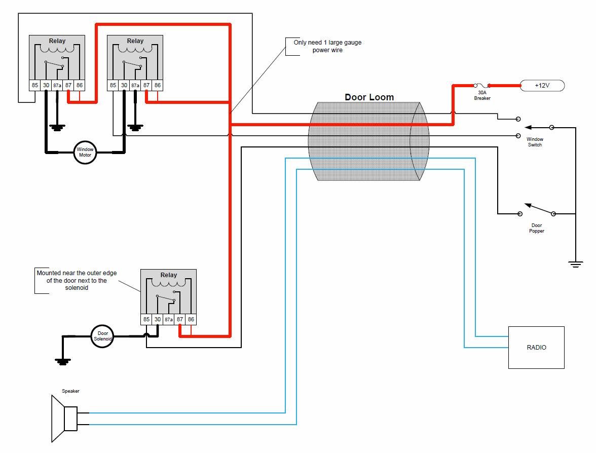 19 Luxury Autoloc Power Window Switch Wiring Diagram