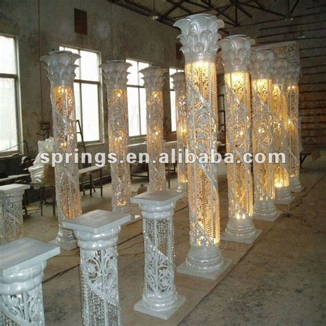 Crystal Wedding Centerpieces     Henan Wedding Pagoda