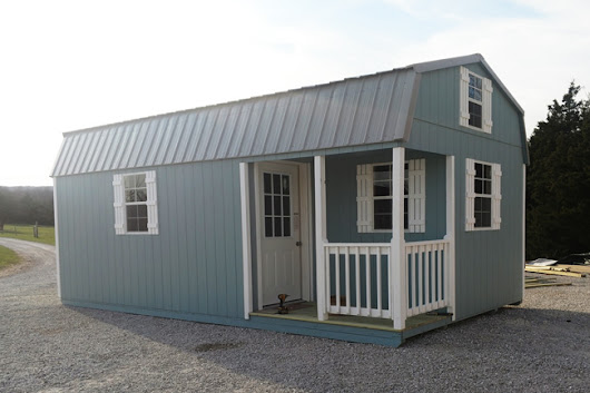 Prefab Cabins For Sale | Built by Amish Builders | Get a FREE Quote