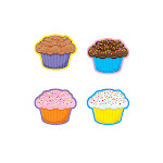 Trend Enterprises T-10812-6 Cupcakes Mini Variety Pack Mini Accents - Pack of 6