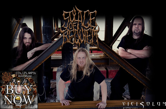 Solace of Requiem Technical Blackened Death Metal - Classically Composed / Brutally Rendered