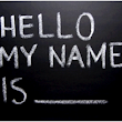 My Name Is.........
