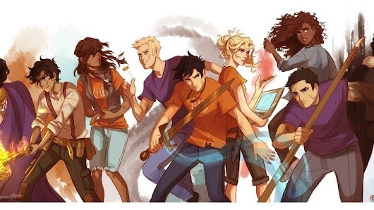 Dreamworks, Disney: To make a Percy Jackson and the Olympians/Heroes of Olympus Cartoon TV Series  #TVPercy