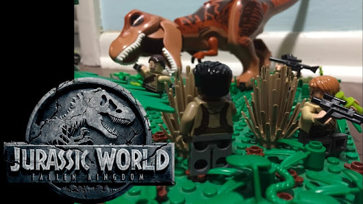 Lego jurassic world fallen kingdom moc lego jurassic world fallen kingdom moc lego jurassic world t rex moc youtube gumiabroncs Image collections