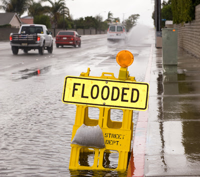 Safe Driving Tips in Flooded Roadways