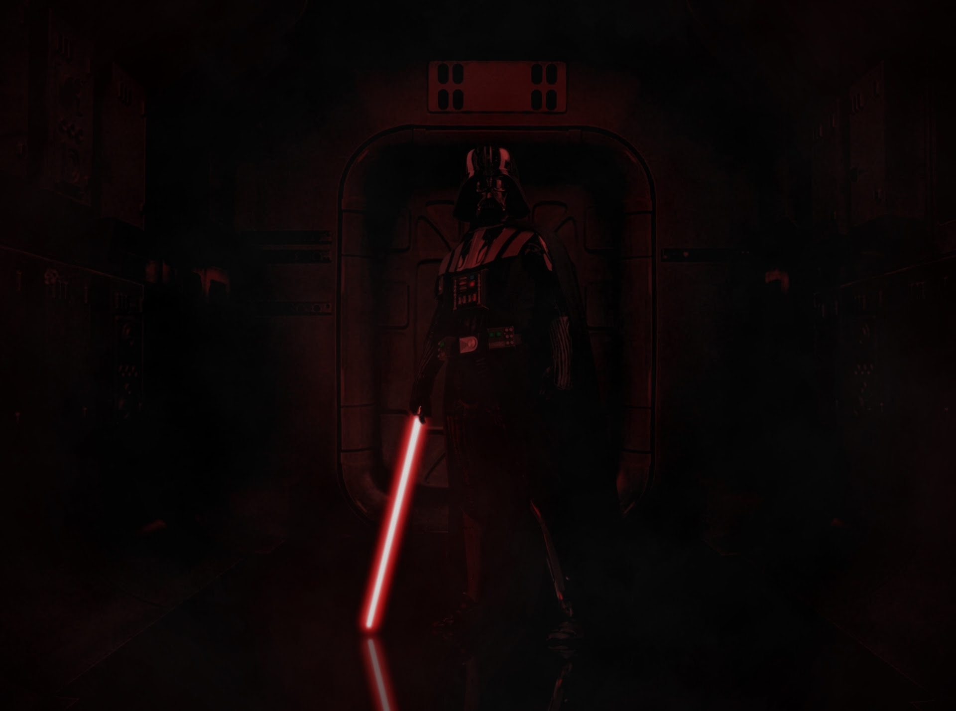 Darth Vader From Rogue One Rogue One Spoilers Art Media