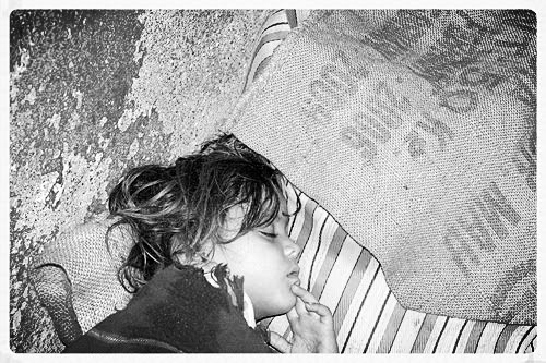 The Homeless Sleep.... Sharukh Rafaee Mahim by firoze shakir photographerno1