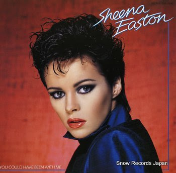 EASTON, SHEENA you could have been with me