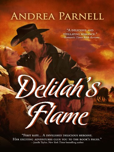 Delilah's Flame by Andrea Parnell