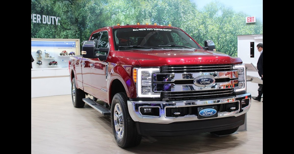 2017 Ford F350 Superduty Diesel Lariat - YouTube ...