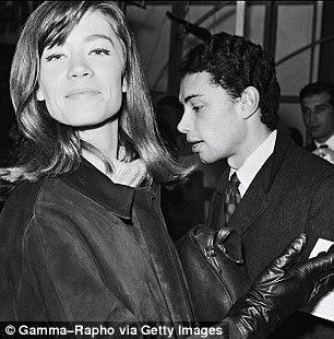 com Jean-Marie Périer, 1963