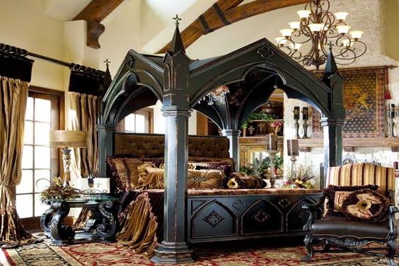 5 Ideas To Showcase Modern Gothic Interior Design | Home Decor Report