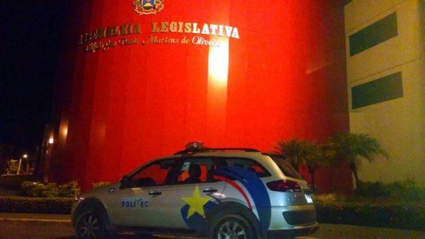 Morre terceira vítima de explosão em gabinete da Assembleia Legislativa