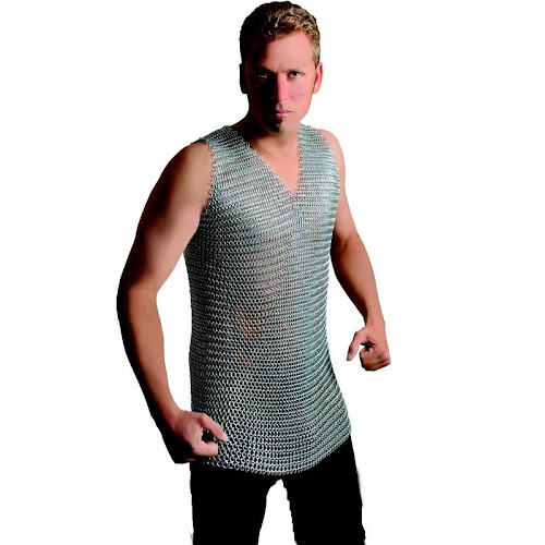 Chainmail Steel Shirt