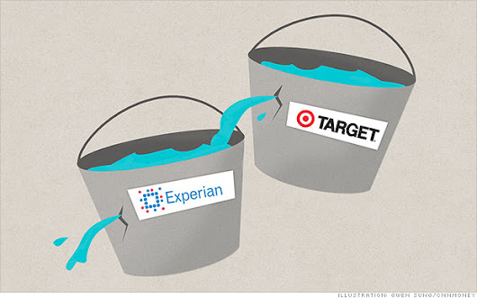 Target sent victims to Experian, which has sold your data to criminals