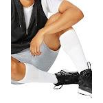Hanes Men's Over The Calf Tube Socks, White