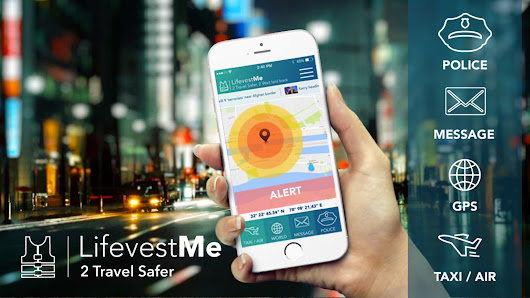 LifevestMe | 2 Travel Safer