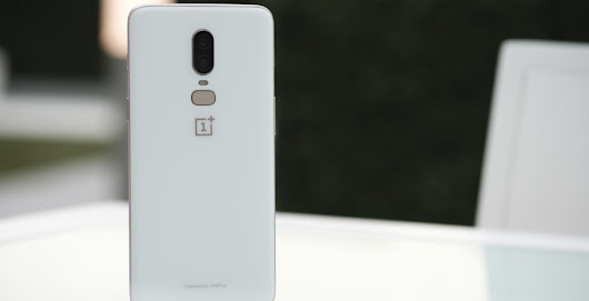 OnePlus 6 international giveaway!