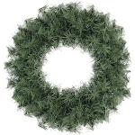 "Northlight 12"" Mini Canadian Pine Artificial Christmas Wreath - Unlit"