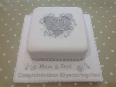 diamond wedding anniversary cakes   Google Search   bolos