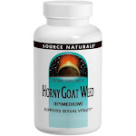 Source Naturals, Inc. Horny Goat Weed 1000 mg - 60 Tablet