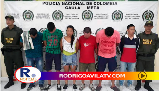 "[VIDEO] Capturados 12 integrantes del ""Clan del Golfo"""
