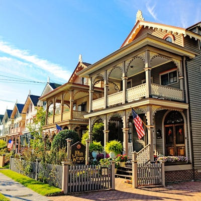 Idyllic America: Picturesque towns in each state