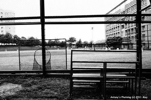 交大壘球場