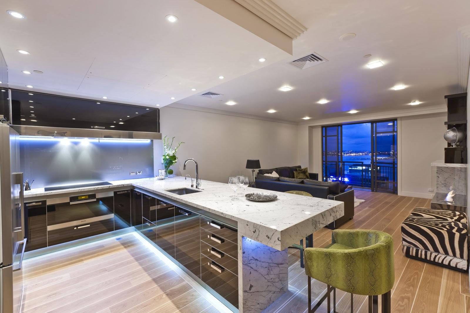 Luxury Modern Kitcheninterior Design Ideas