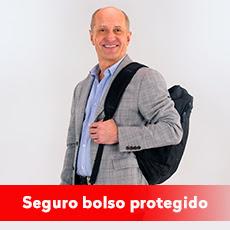 Seguro de bolso protegido