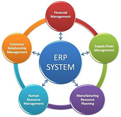 Pin by ERP Customized Software on ERP software | Pinterest | Financial accounting, Software and Web technology