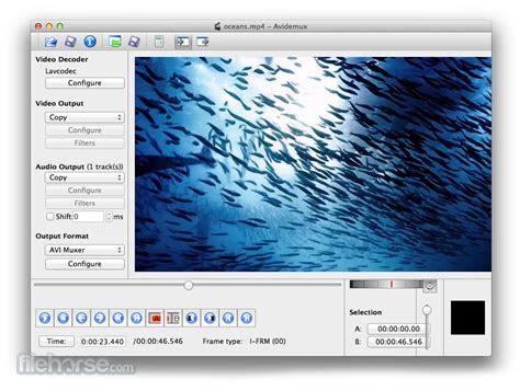 avidemux  mac    latest version