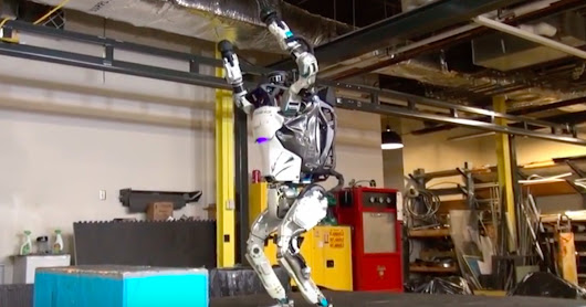 No big deal, Boston Dynamics' Atlas can perform backflips now
