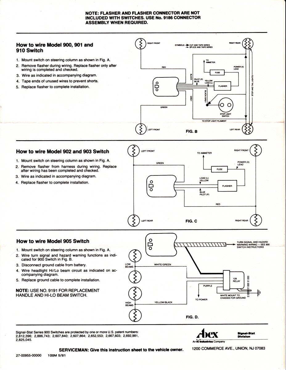 Diagram Turn Signal Wire Diagram Full Version Hd Quality Wire Diagram Diagramclaya Gisbertovalori It